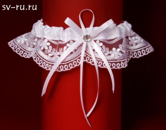 Подвязка Рианна бел