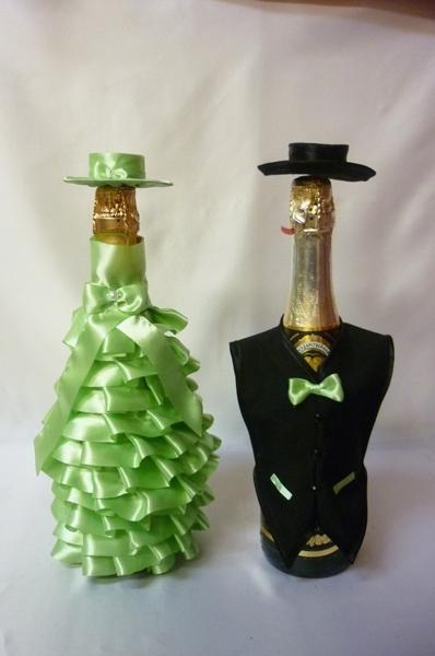 Костюм на шампанское №20 тиффани (1пара)