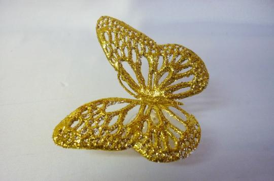 Бабочка на присоске