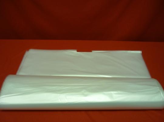 Чехол для платьев-пакет. 35 мкн. 60*170 (уп.50шт.)