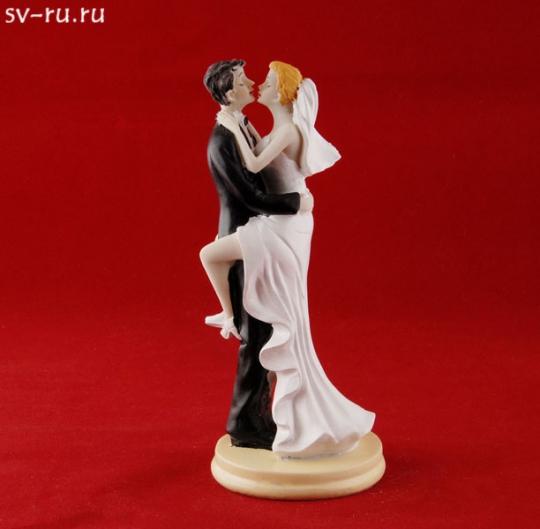 Свадебная пара XY-80915 (19см)