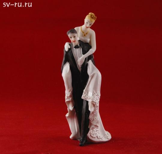 Свадебная пара XY-81135 (16,5см)