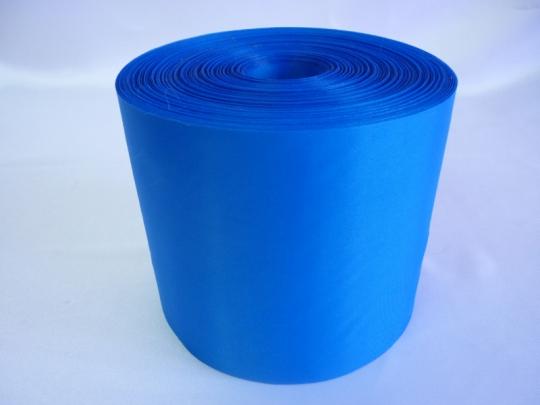 Лента полиэстер 10см/100м синяя
