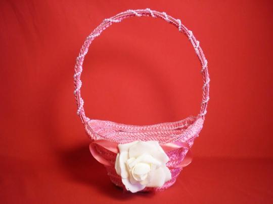 Корзинка для лепестков роз Лоза розовая