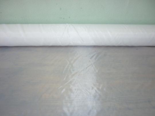 Полиэстер белый ширина 1,5м длина 100м