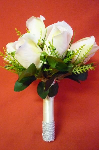 Букет Роза №1 айвори