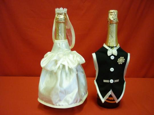 Костюм на шампанское №7 айвори (5пар)