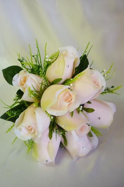 Букет Роза №1 розовый