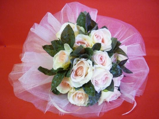 Букет Розочка чайная роза