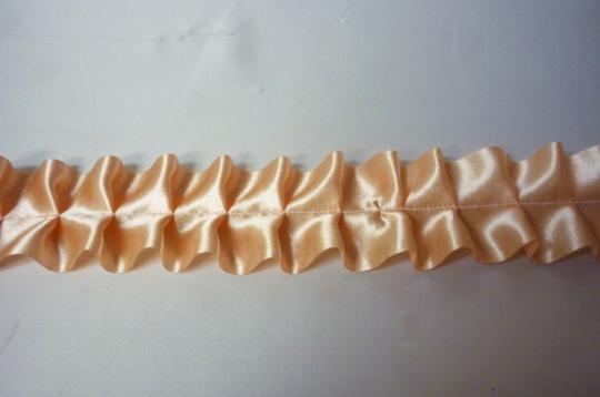 Рюш атлас №12/5 (1 метр) выбор 25 цветов
