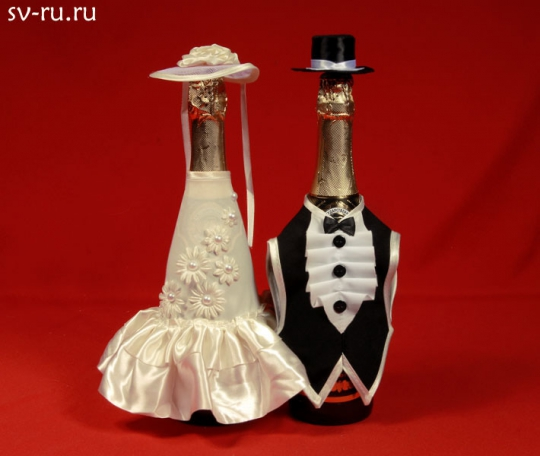 Костюм на шампанское №9 бежевый (5пар)
