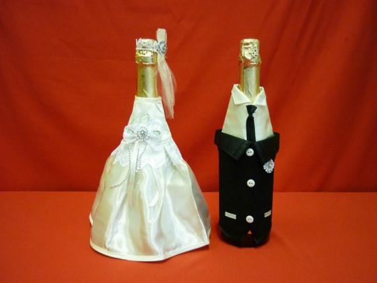 Костюм на шампанское №11 айвори (5пар)