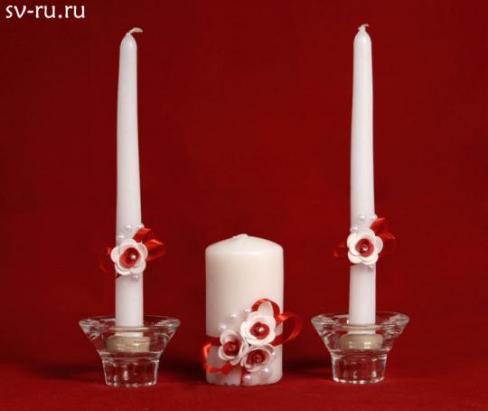 Семейный очаг №2 бел-красн