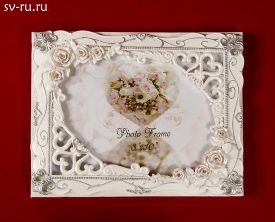 Книга пож. Элегантная Роза, полистоун GL-232002