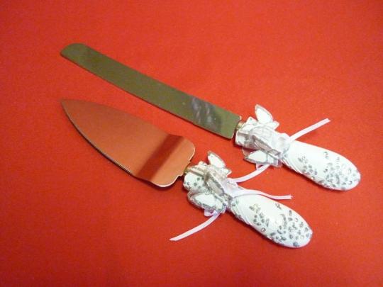 Набор Две бабочки, полистоун GL-276001